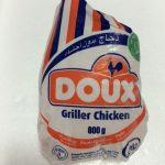 Ayam utuh 800gr