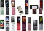 HANDPHONE SIMFREE, CELLULAR PHONE